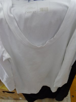Weißes T-Shirt von Strenesse, Gr. 38