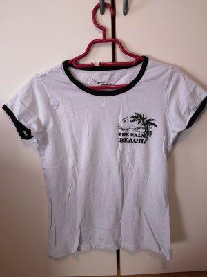 weißes T-Shirt von Twintip