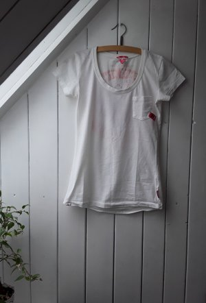 Yakuza T-shirt bianco