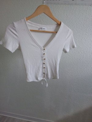 weißes Tally Weijl Shirt