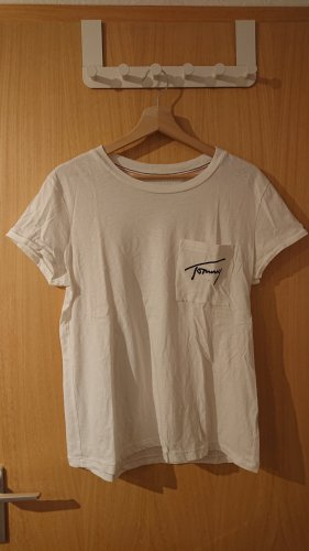 Tommy Hilfiger T-shirt biały