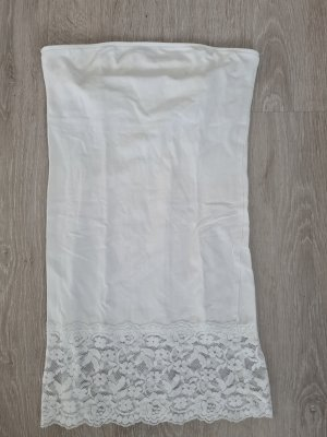 Only Off-The-Shoulder Top white