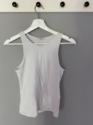 Weißes Top / Hemd von Review, Gr. S