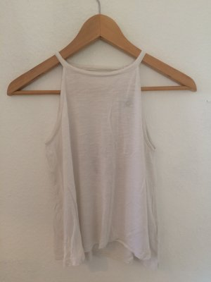 H&M Backless Top white