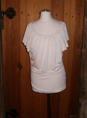 Camisa tipo Carmen blanco Viscosa
