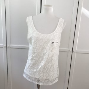 Pimkie Lace Top white