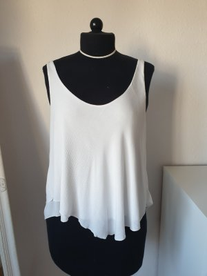 Weißes Top (Zara)