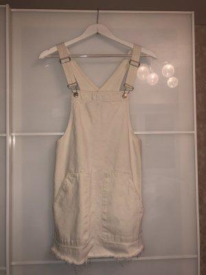 Weisses Trägerkleid