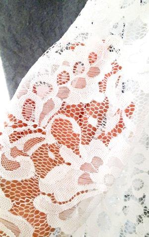 Dressystar Vestido de baile blanco