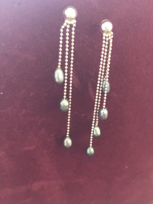 Juwelier Orecchino a pendente argento Nylon