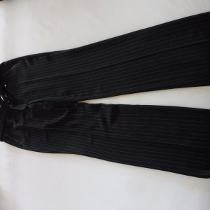Gerry Weber Marlene Trousers white-black viscose