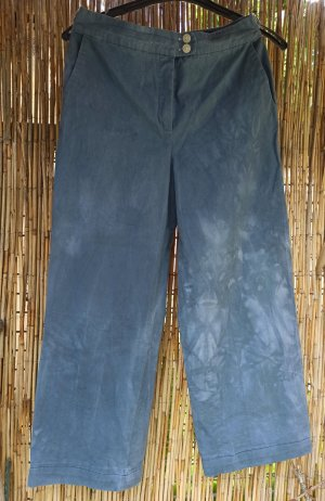 Orwell Pantalone a 7/8 grigio