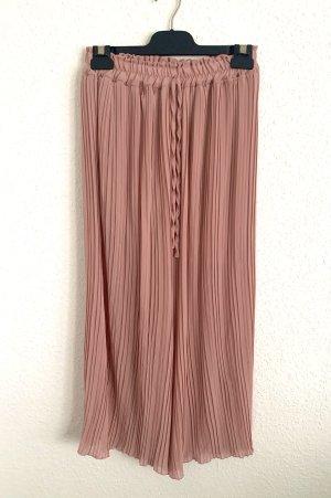 Made in Italy 7/8-broek roze-roségoud
