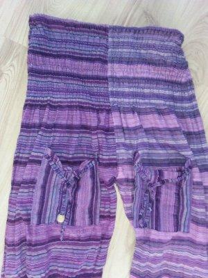 Pantalone bloomers multicolore Cotone