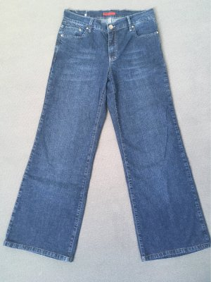 Angels Marlene jeans staalblauw-donkerblauw