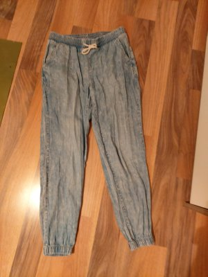 H&M Baggy jeans lichtblauw