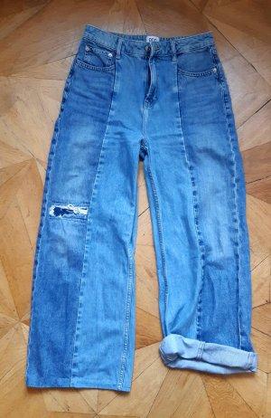 BGD Urban Outfitters Spodnie Marlena Wielokolorowy