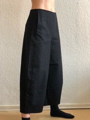 COS Pantalon en laine multicolore laine alpaga