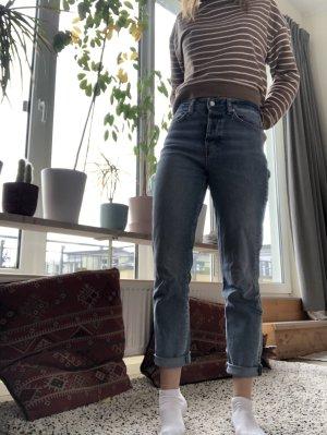 H&M Jeans boyfriend multicolore