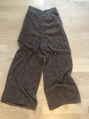 H&M Marlene Trousers taupe polyester