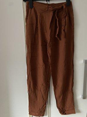 Treggings marrón