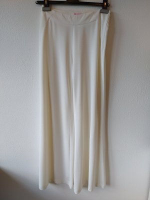 Chacok Pantalon palazzo blanc
