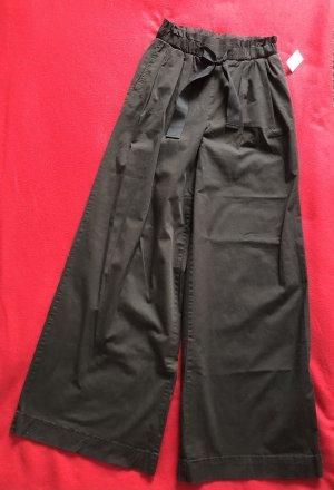 Clockhouse Culottes black cotton