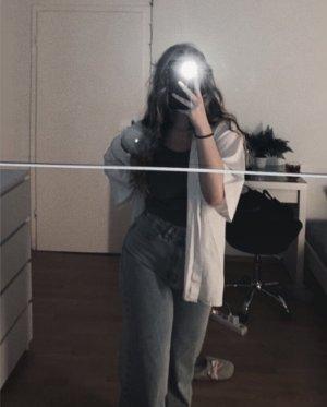 SheIn Baggy Pants azure