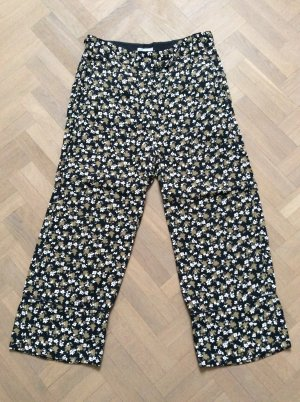 ARKET Pantalon 7/8 multicolore viscose