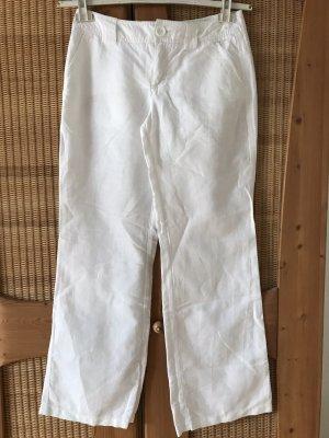 Esprit Spodnie Marlena biały