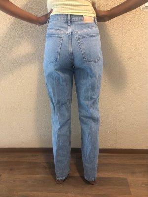Weite Jeans Hose