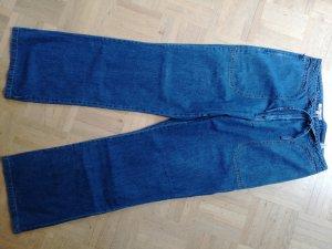 s.Oliver Jeans large bleu acier