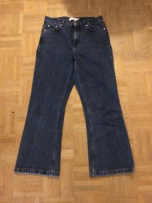 Weite Jeans Schlagjeans w29