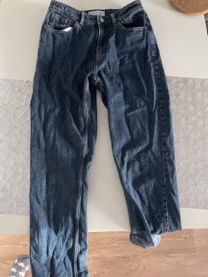 Primark Baggy Pants dark blue