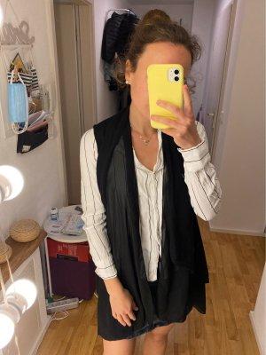 Aiki Cardigan in maglia nero