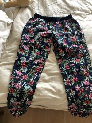 Terranova Pantalone jersey multicolore
