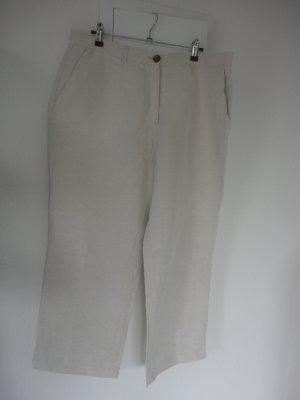 Brax Pantalone di lino multicolore