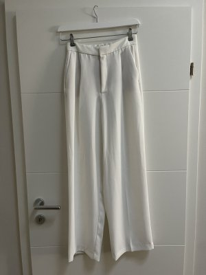 Mango Marlene Trousers white-natural white