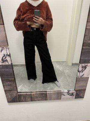 Weekday Baggy Jeans black