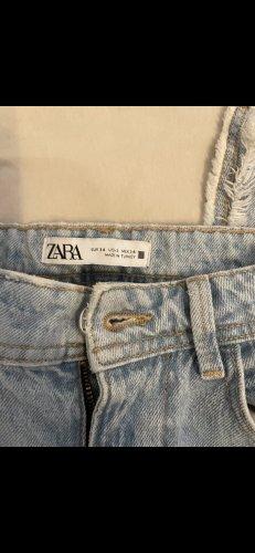 Zara Jeans larghi multicolore