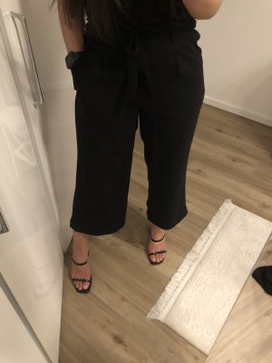 New Look Chinos black