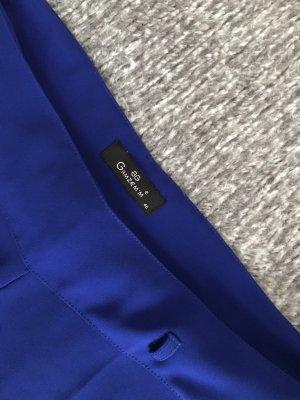 Spodnie Marlena niebieski
