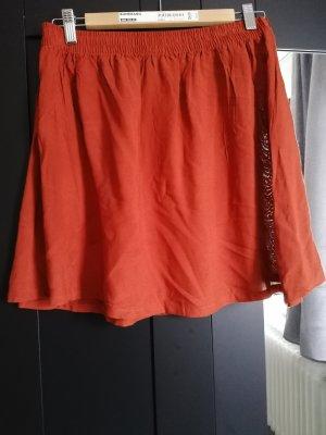 Janina Skaterska spódnica rudy