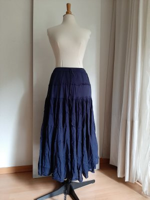 Broomstick Skirt blue