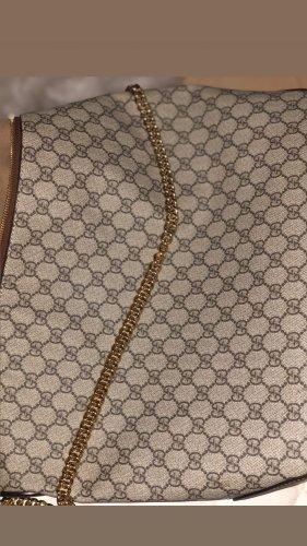 Gucci Schoudertas grijs-bruin