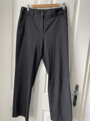 Bonita Pantalone a vita alta nero-bianco