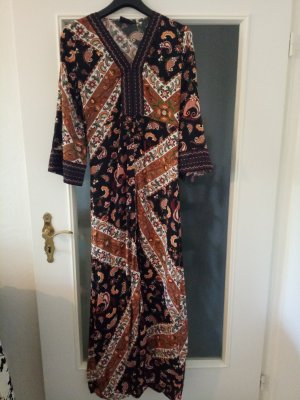 Weites Sommerkleid im Boho-Look