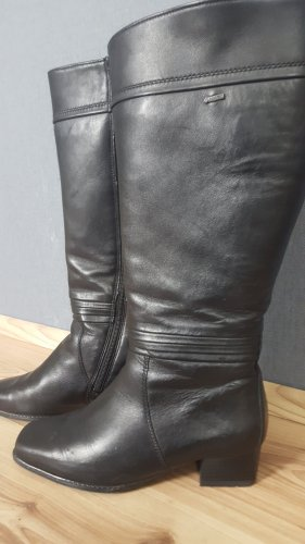 DUO Wide Calf Boots black