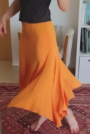 Olsen Spódnica z koła złotopomarańczowy