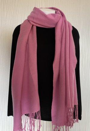 Welcher Rosa Schal